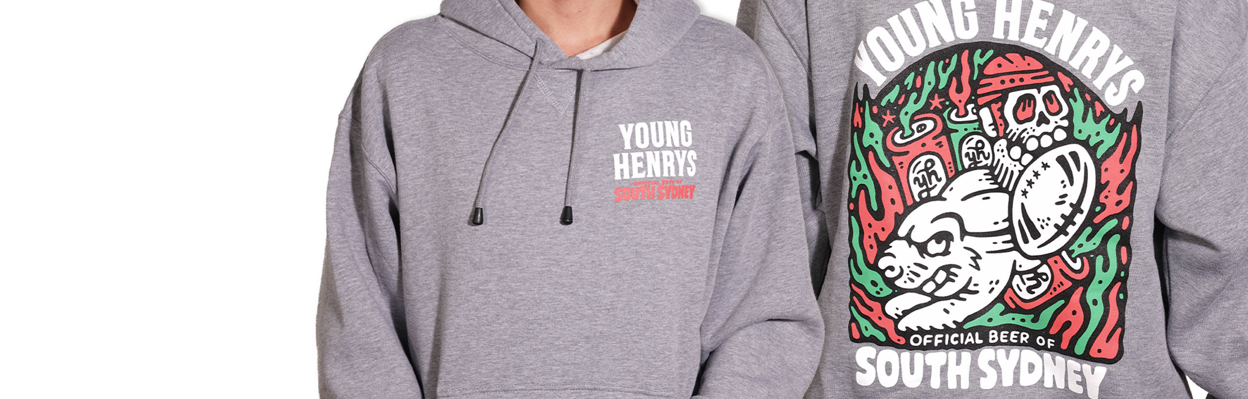 Young Henrys Hoodies