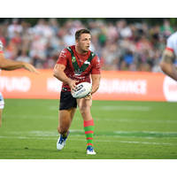 #13 - Sam Burgess - Signed & Worn Charity Shield Alternate Jersey0