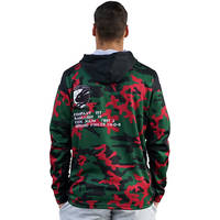 2018 Adults ANZAC Round Hoody1