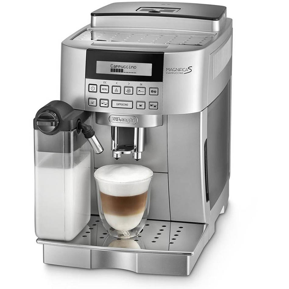 mainDeLonghi Magnifica S ECAM 22.360.S Coffee Machine (1 of 3)0