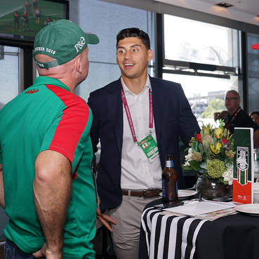 2 x Corporate Churchill Club Tickets - Round 22 Rabbitohs v Roosters, ANZ Stadium