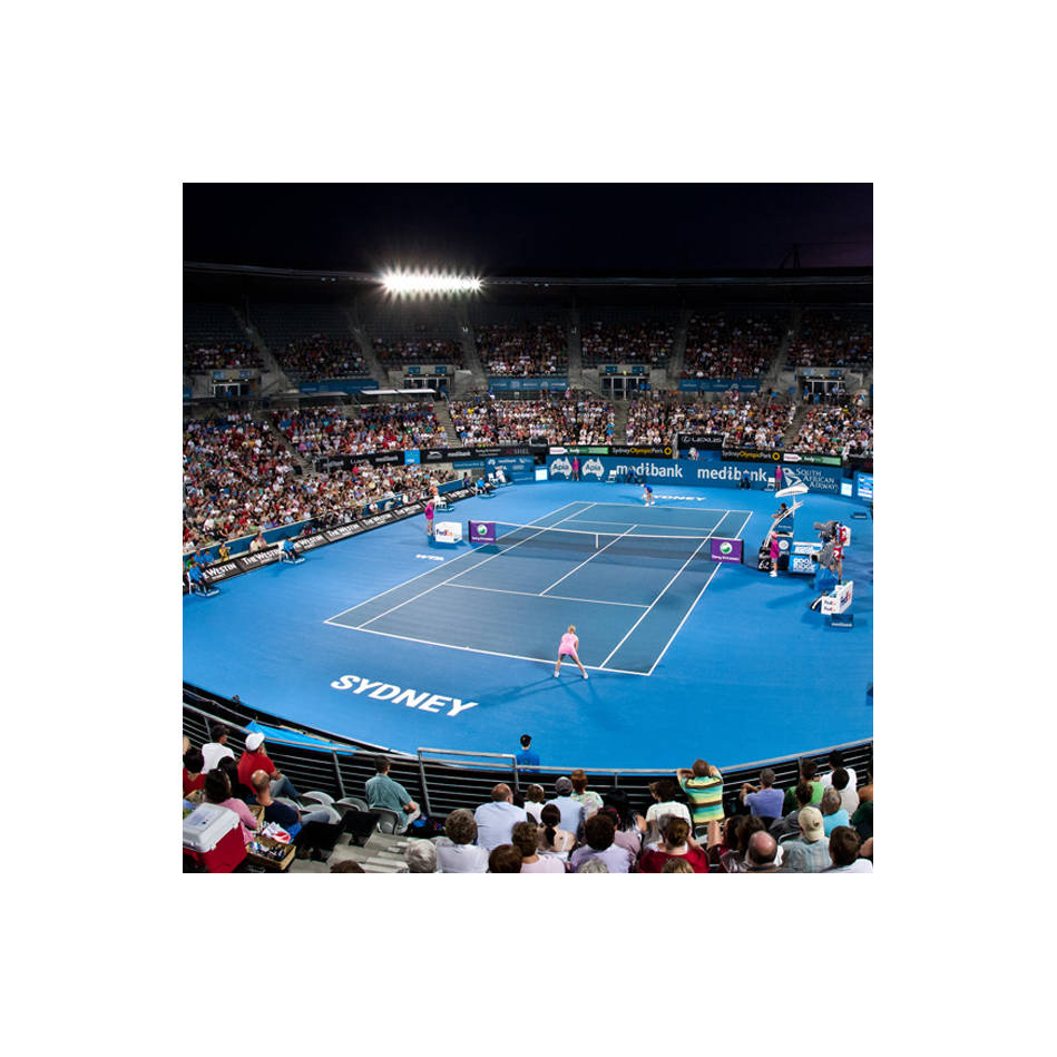 main4 tickets to the Night Semi Finals of the Sydney International Tennis Tournament including access into Club 18850
