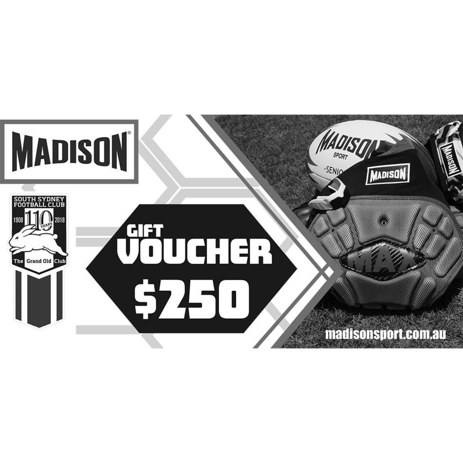 main$250 Madison Sport Voucher0