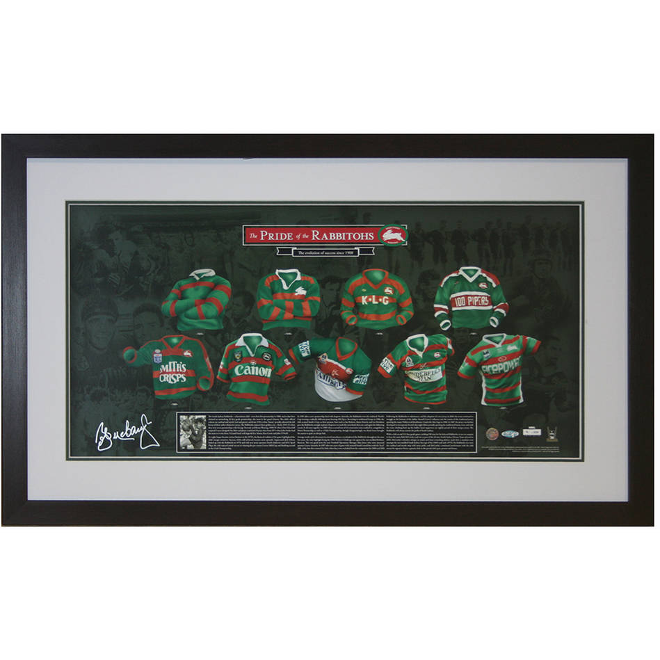 mainThe Pride of the Rabbitohs Signed Limited Edition0