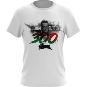 John Sutton 300th Game Tee