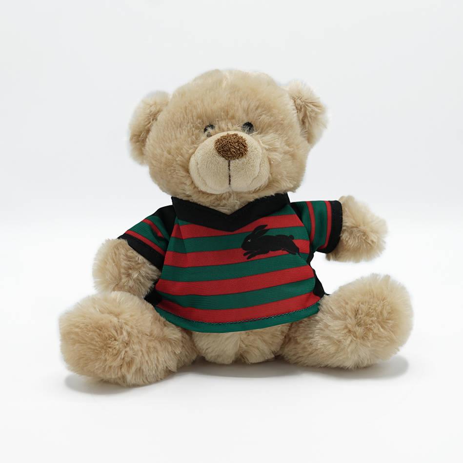 mainRabbitohs Plush Teddy0