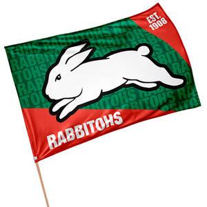 Rabbitohs Small Flag