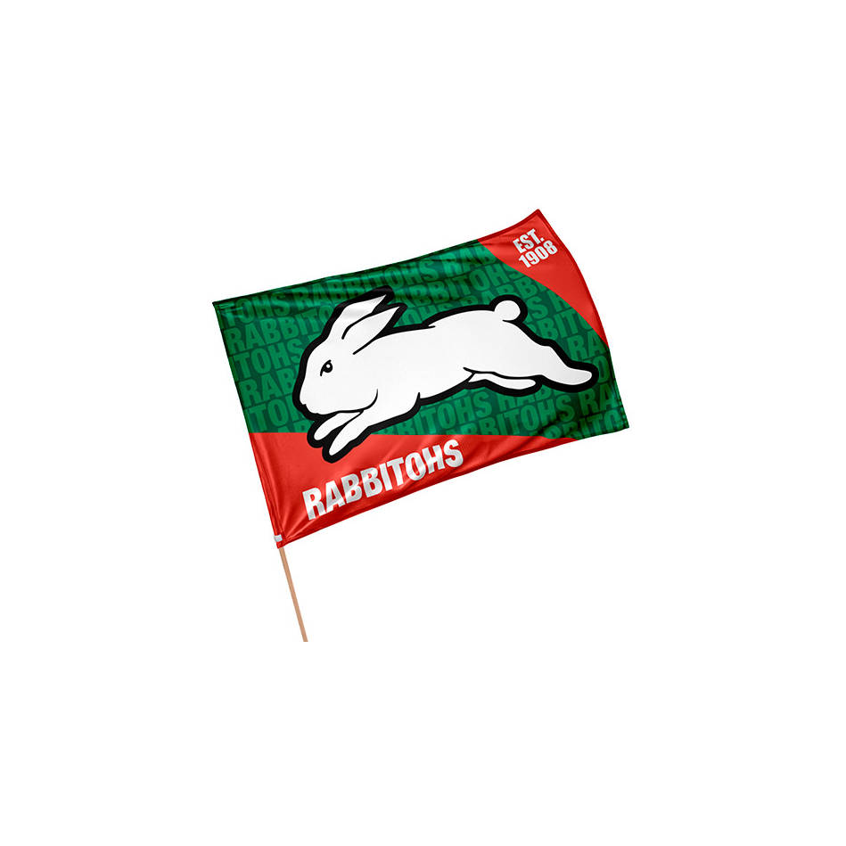 Rabbitohs Small Flag0