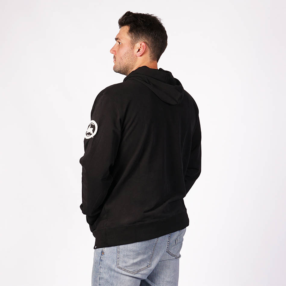 mainMen's 47 Black Hoodie2