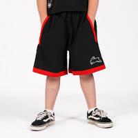 2018 Kids Red Stripe Classic Shorts0