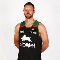 2019 Men's  Black Training Singlet1
