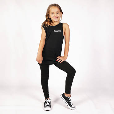 2019 Kids  Performance Singlet