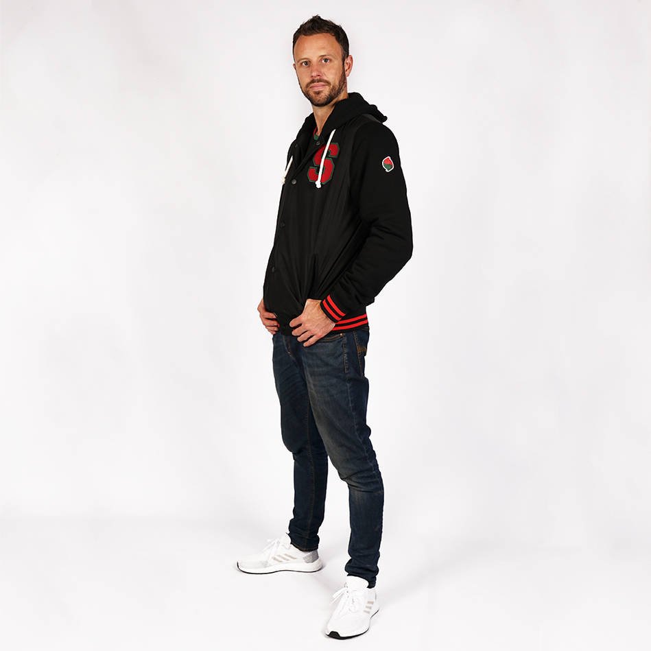 2019 Mens Baseball Jacket0
