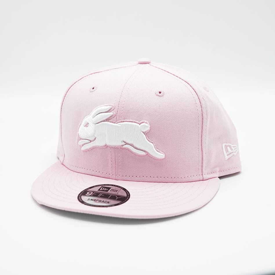 New Era Pink Snapback0