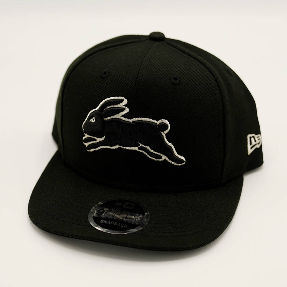New Era Black Snapback0