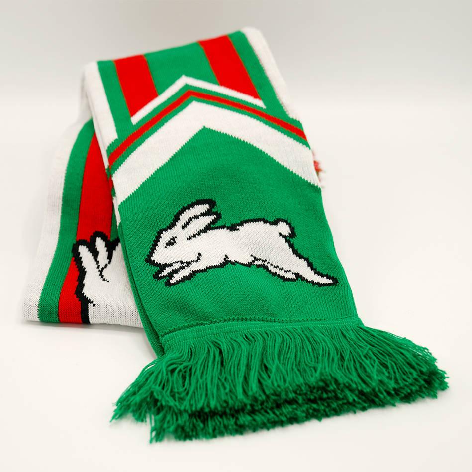 Rabbitohs Logo Scarf0