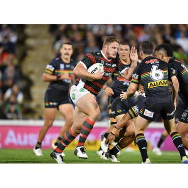 #10 Thomas Burgess - Anzac Player Worn Jersey