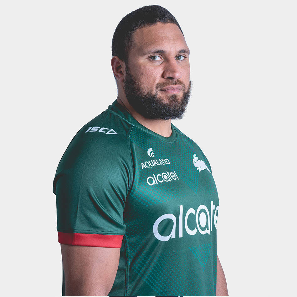 2019 Rabbitohs Green Training Jersey3