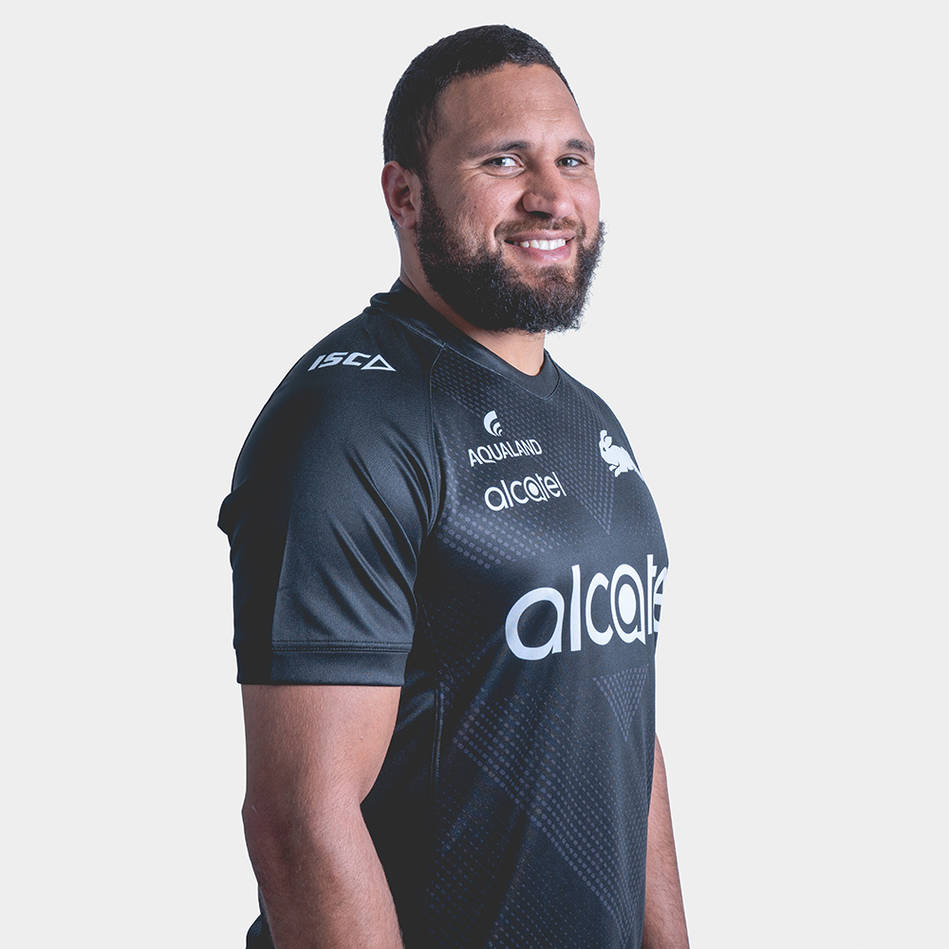 2019 Rabbitohs  Black Training Jersey2