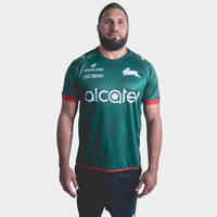 2019 Rabbitohs Green Training Jersey0