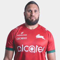 Rabbitohs 2019 Red Training Jersey1