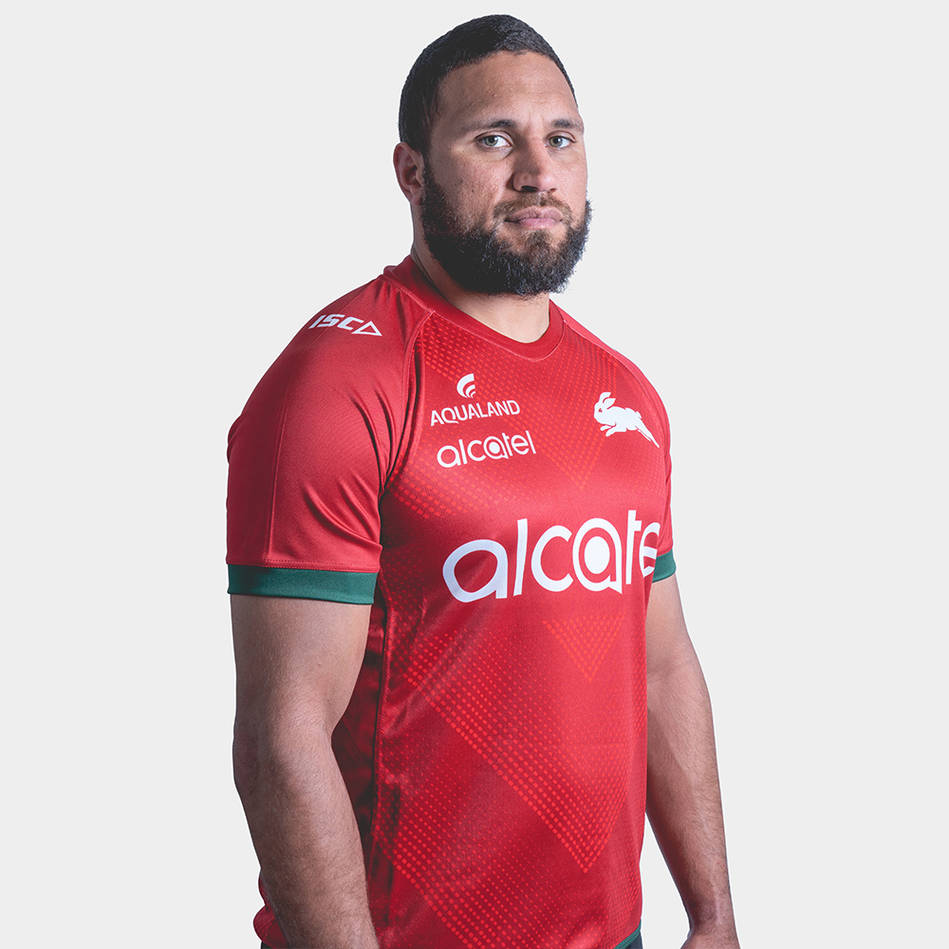 2019 Rabbitohs Red Training Jersey2