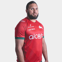 Rabbitohs 2019 Red Training Jersey2