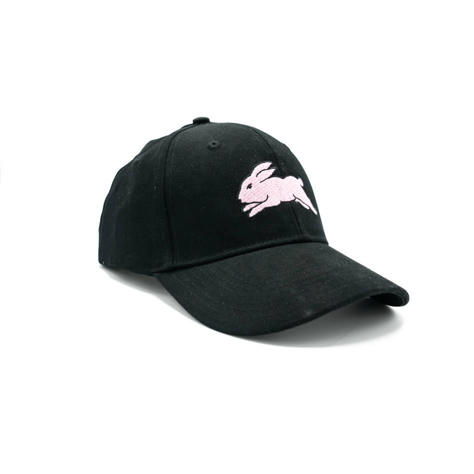 Ladies Classic Pink Bunny Cap0