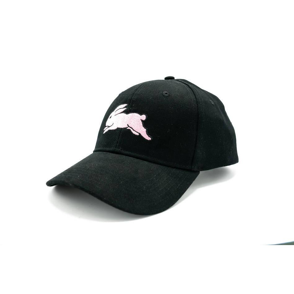Ladies Classic Pink Bunny Cap2