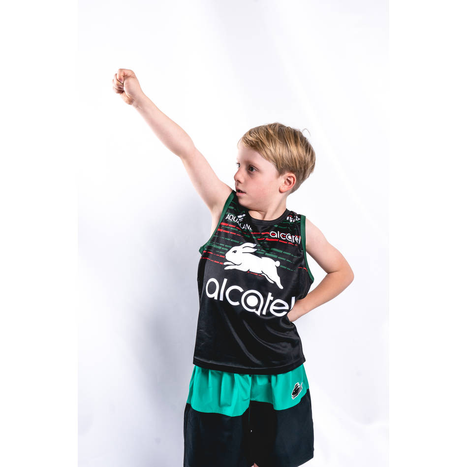 Youth Training Singlet3