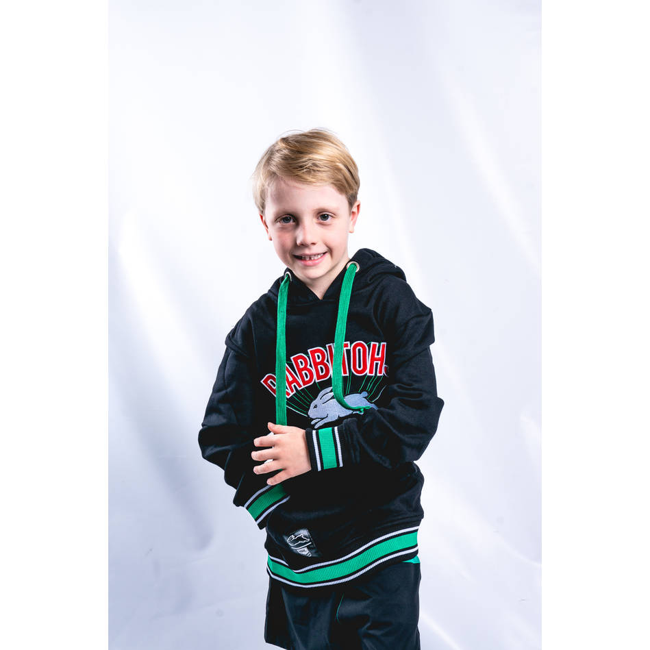 Rabbitohs Kids Hoody2