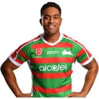 Limited Edition Junior Tatola Signed Rabbitohs CF Socks1
