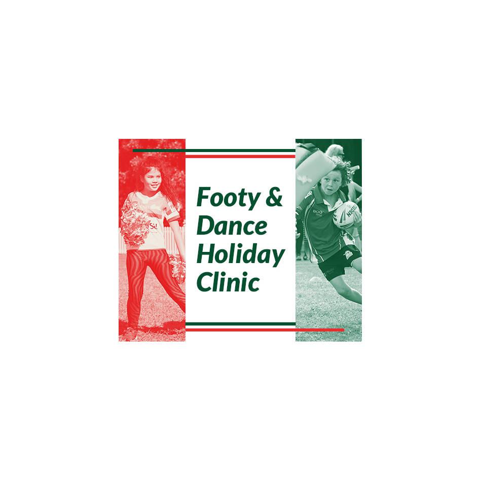 Mascot Oval Footy Clinic0