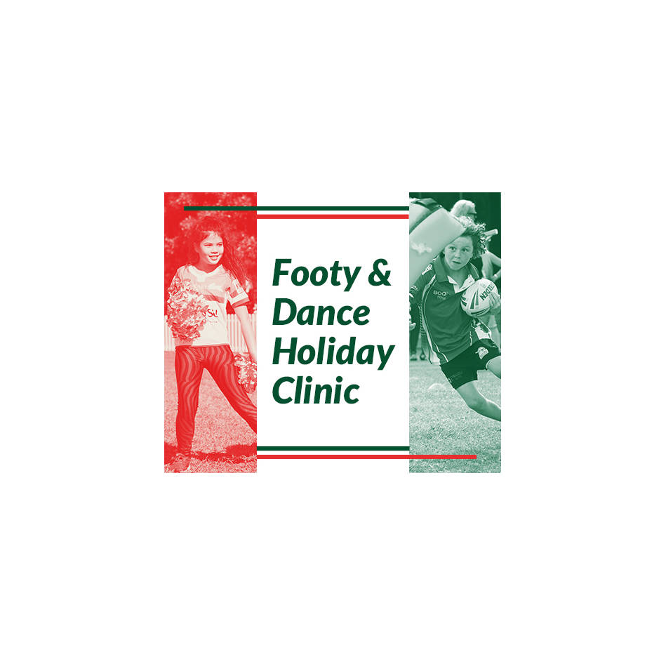 Mascot Junior Football and Dance School Holiday Clinic0