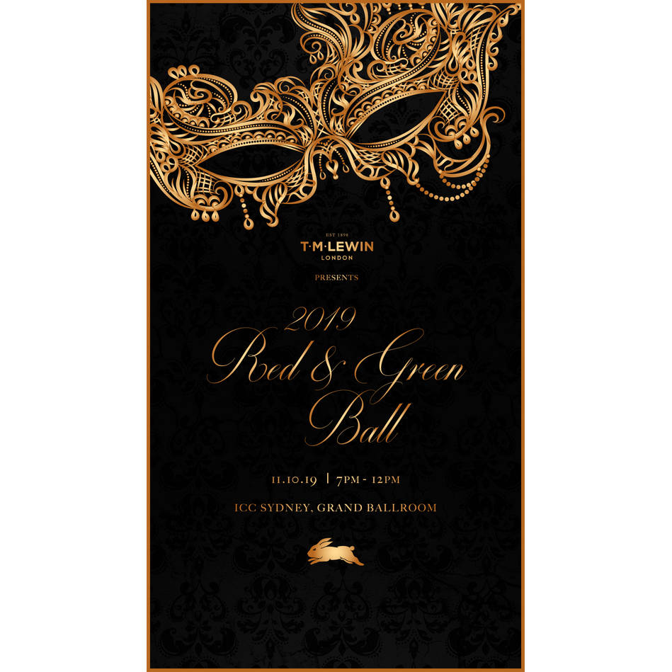 Red & Green Ball Ticket0