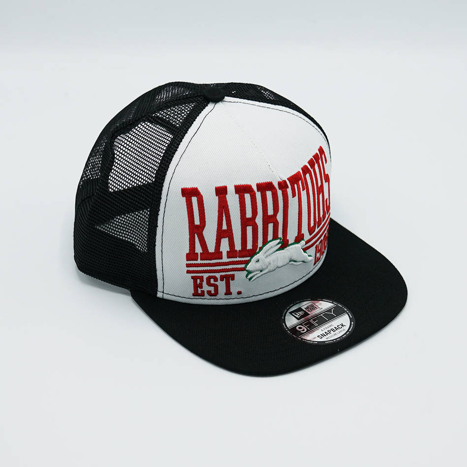 New Era Rabbitohs EST 1908 Trucker Cap1