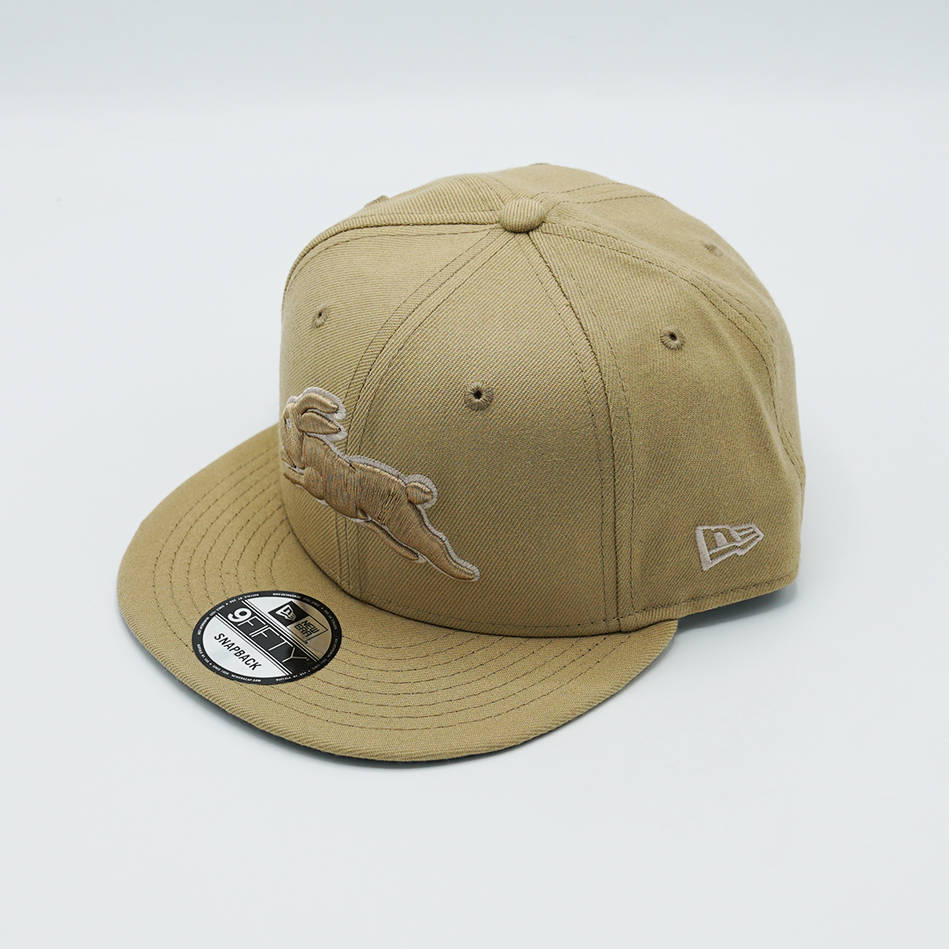 New Era Tan Bunny Cap0