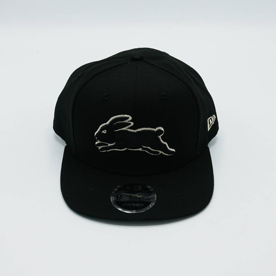 New Era Stone Black Snapback0