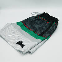 Rabbitohs Mens Cap & Shorts Bundle2