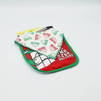Rabbitohs Infant 2 Piece Bib Set0
