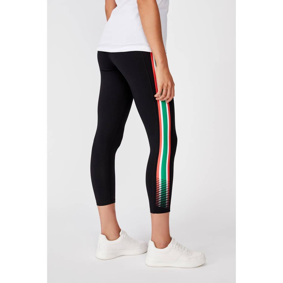 Ladies Stripe Tights2