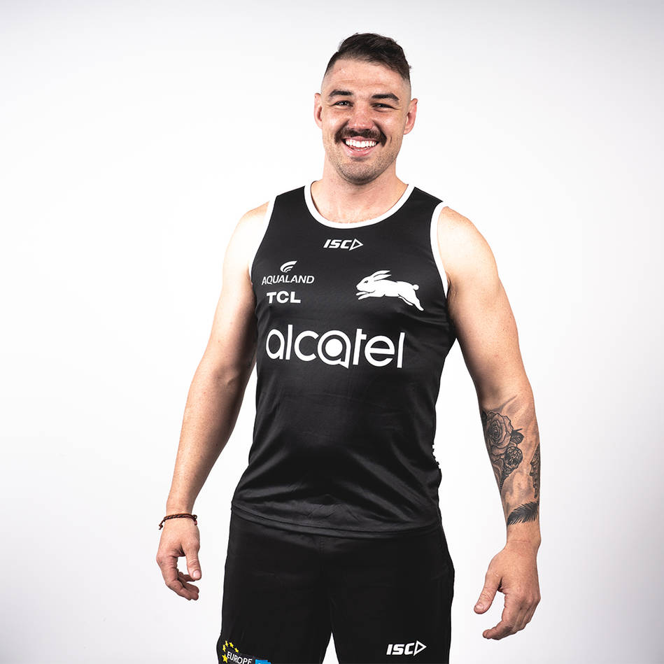 2020 Mens Black Training Singlet0