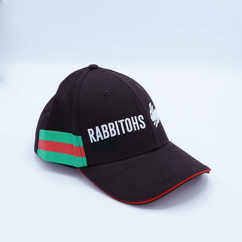 Rabbitohs Side Stripe Cap0