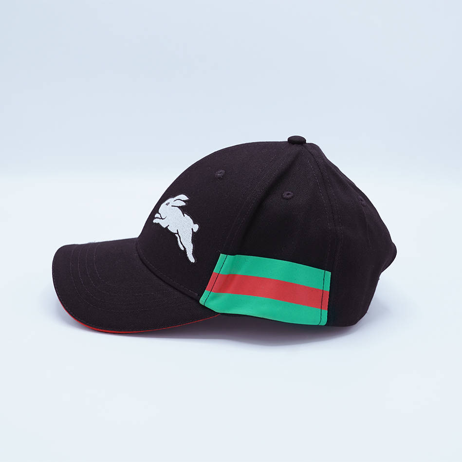 Rabbitohs Side Stripe Cap1