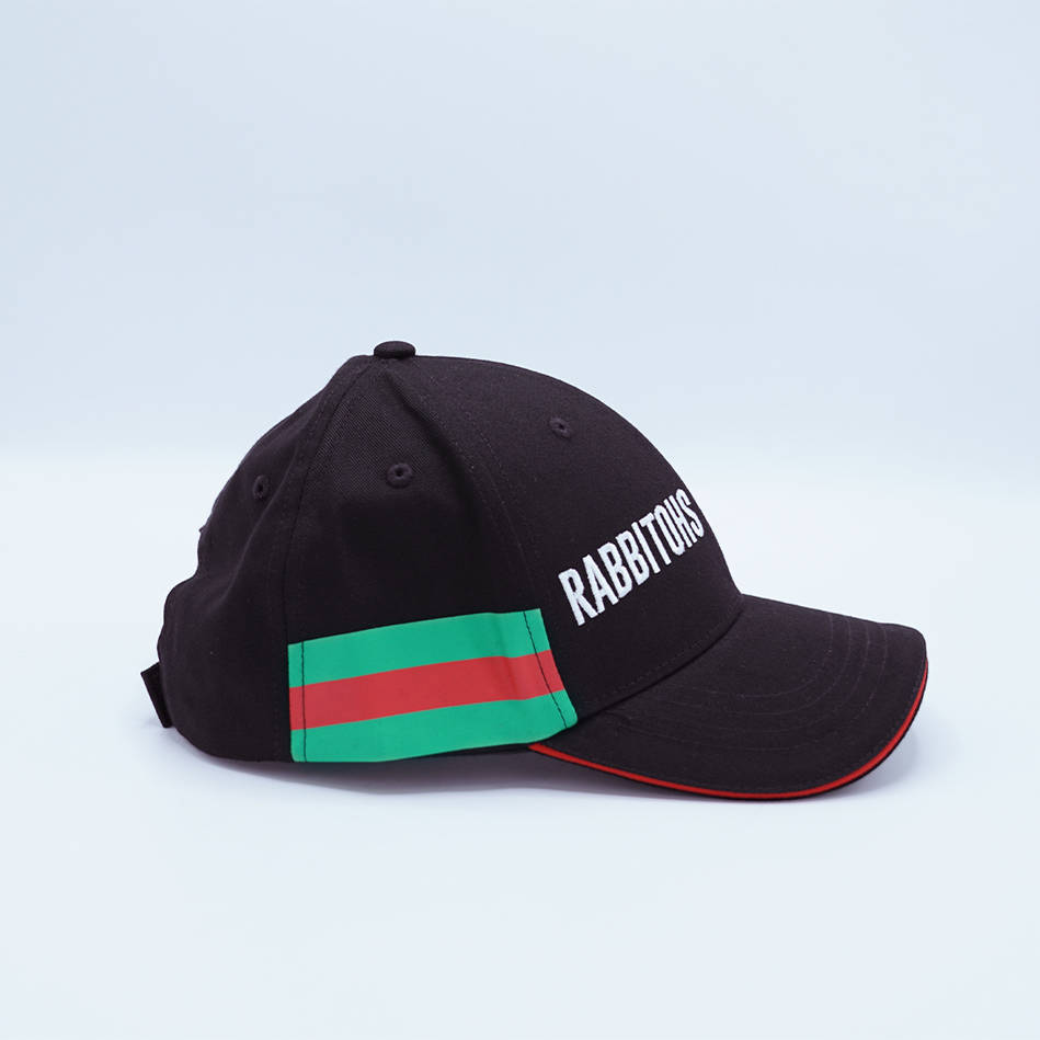 Rabbitohs Side Stripe Cap3