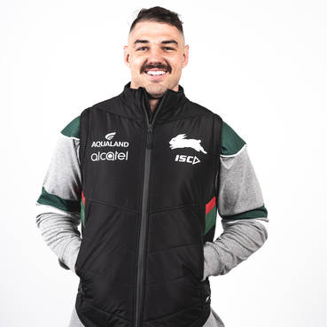 2019 Rabbitohs Red Training Jersey