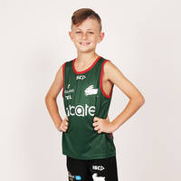 2020 Youth Green Training Singlet1