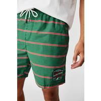 Mens Stripe Board Shorts0