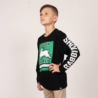 Youth Trademark Long Sleeve Tee1