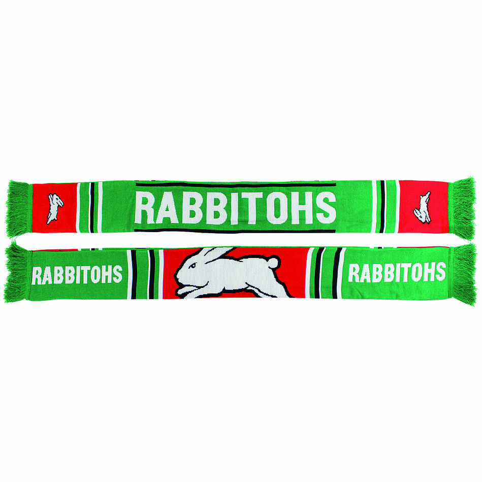 Rabbitohs Panel Scarf0